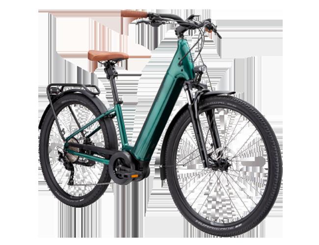 vélo électrique hollandais
